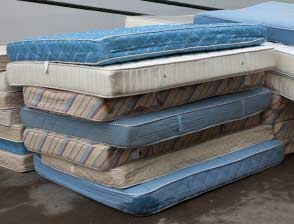 Donate a mattress to charity