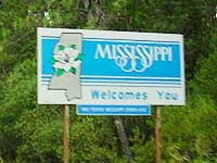 Donate clothes in Mississippi
