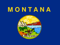 Montana donation pickup.