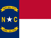 North Carolina donation pickup.
