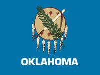 Oklahoma donation pickup.
