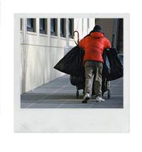 Atlanta Union Mission clothing donation pick up program.